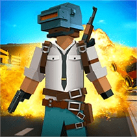 Pixel Unknown's Battlegrounds 3D