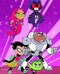Teen Titans Go! Games