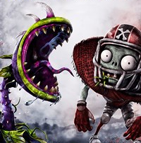 Zombie World: Plant Shooting Game