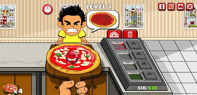 Trò chơi Pizza Party cho Windows 10