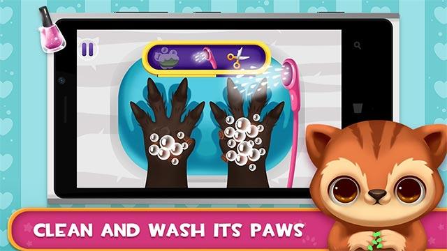 Download game Animal Nail Salon