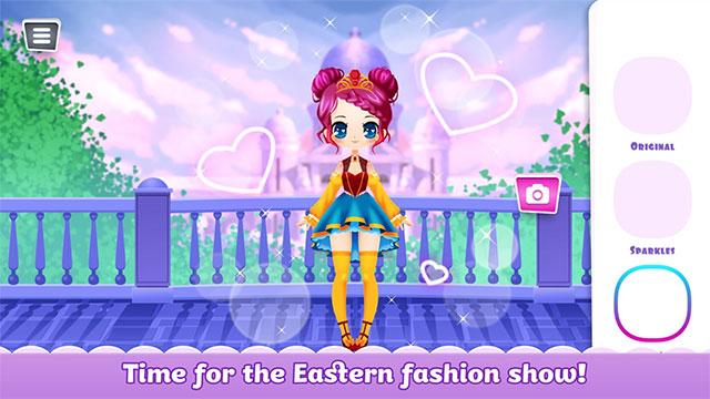 Princess Kawaii Girls cho Windows 10