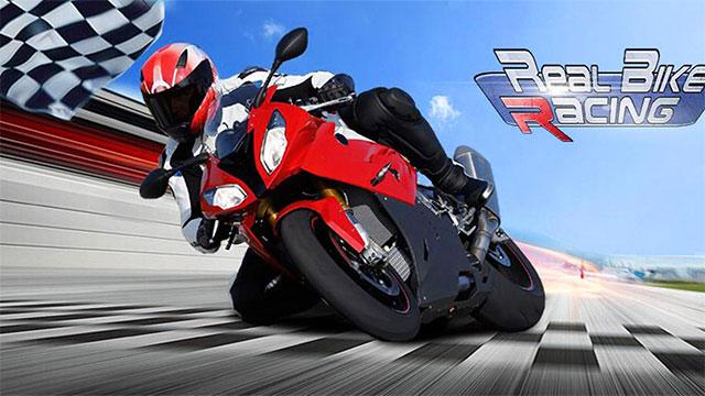 Game Motorbike Simulator 3D