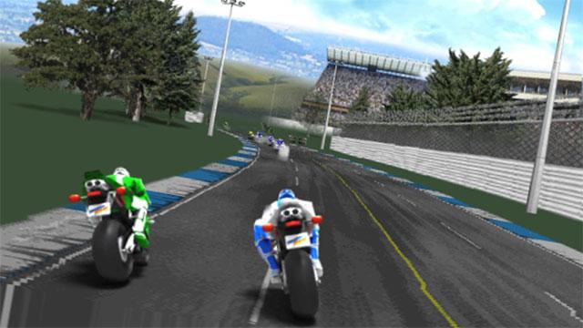 Game đua mô tô miễn phí